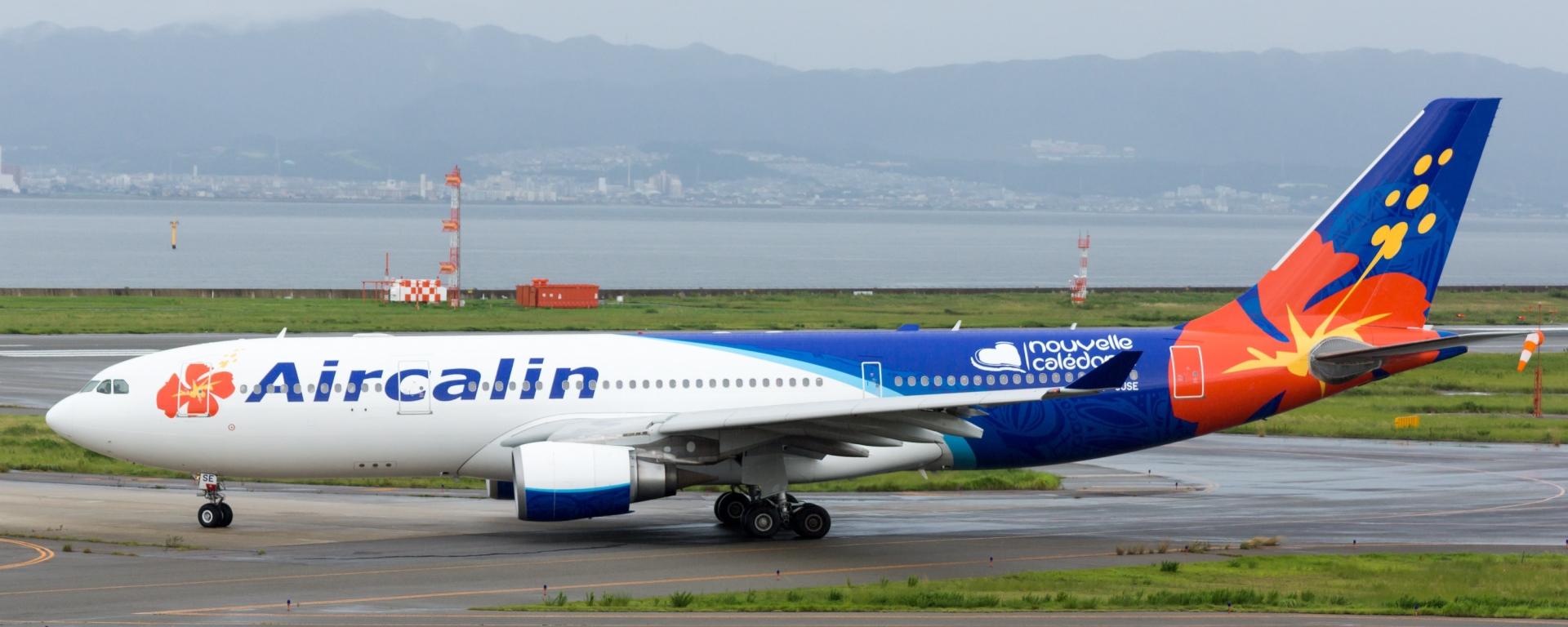 Aircalin a330neo france