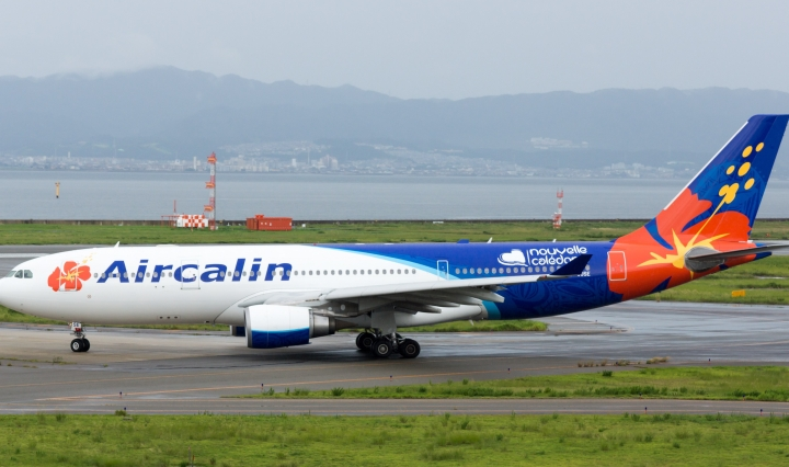 Aircalin a330neo france